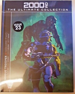 2000 AD The Ultimate Collection # 23 = ROGUE TROOPER = VOLUME TWO