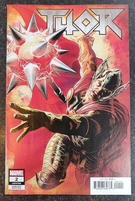 Thor #2 (2018) 1 in 25 Deodato Variant
