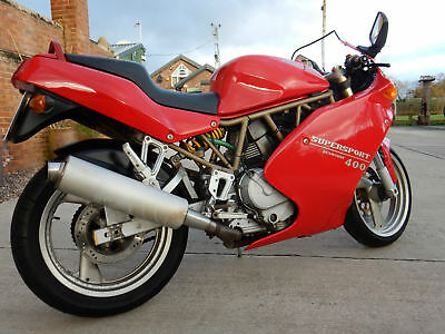 DUCATI 400SS SUPER SPORT 1997 MOT'd SEPTEMBER 2018