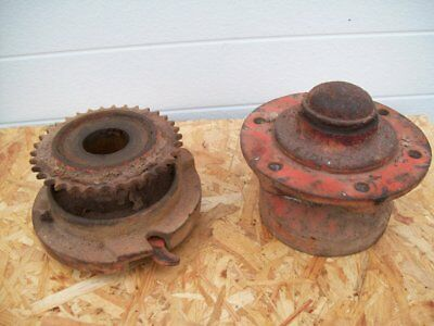Allis Chalmers 333 Corn Planter , Wheel Hub and Drive Clutch Assembly