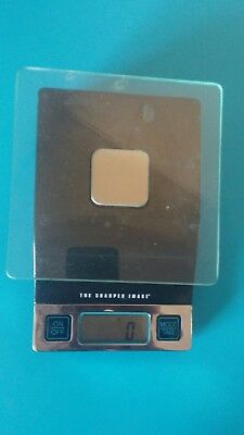 The Sharper Image Precise Digital Kitchen Food Scale Weight