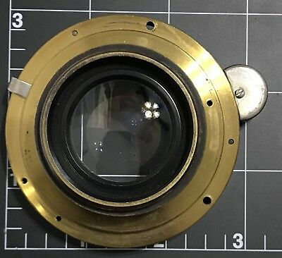 Unknown Vintage / Antique Mounted Lens