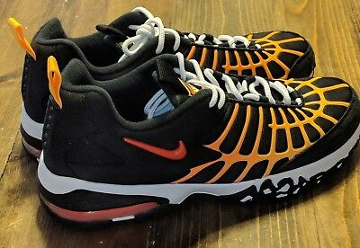 low priced 255e1 43cc9 NIKE AIR MAX 120 819857-003 Black Training Shoes Size 10.5 ...