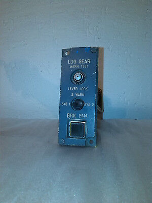 Airbus A300 Aircraft LDG Gear Control Panel