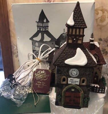 Dept 56 Dickens Heritage Village - The Olde Camden Town Church 58346 MIB W/ Tag