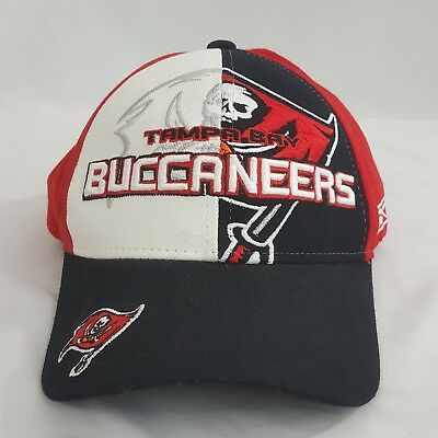 4f95f586195 TAMPA BAY BUCCANEERS Reebok Sharktooth Hat - NEW NFL Football OSFA ...