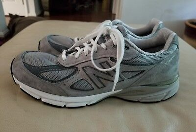 half off 35e20 cc969 NEW BALANCE 990V4 Mens US 12.5 Made In The USA shoes running M990GL4 used