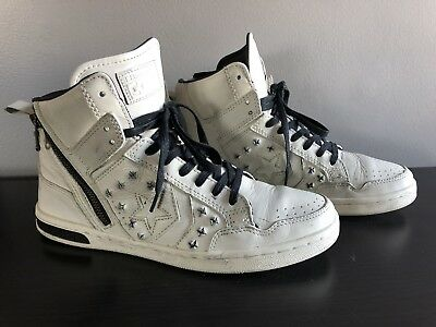best sneakers 53d23 6139c Converse John Varvatos JV Weapon Hi Turtle Dove White