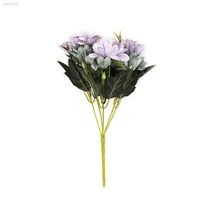 Fake Daisy Simulation Chrysanthemum Beautiful 10 Heads 1 Bouquet E2ACF5A