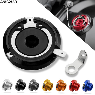 CNC Moto Parts Engine Oil Filler Cap For Kawasaki Z1000SX VERSYS1000ABS 2012-16