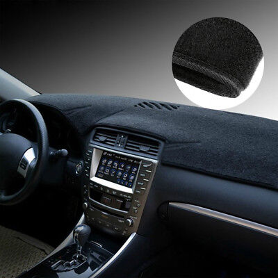 1Pc Dashboard Cover Dashmat Dash Protect Mat Pad For Lexus IS 250 350 2005-2011