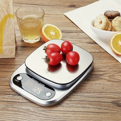 C305 Digital Multifunctional Kitchen Scale with Tare Function Balance