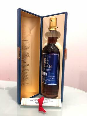 Kavalan Solist Vinho Barrique Single Malt  Cask Strength Whisky 700ml @ 57.8%...
