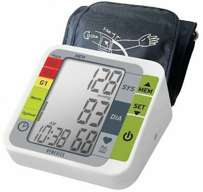 HoMedics Automatic Deluxe Arm Blood Pressure Monitor UK POST FREE