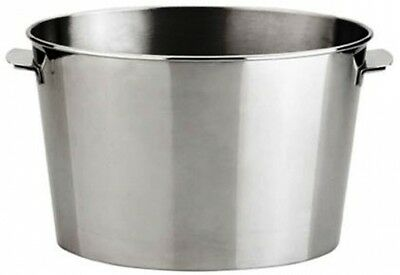 Lacor-62338-ST.STEEL OVAL CHAMPAIGN COOLER UK POST FREE