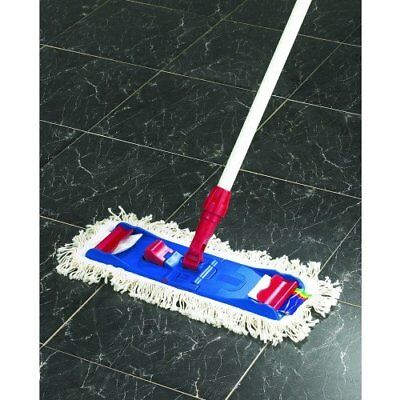 Janitorial Express HB046 King Speedy Flat Mop Frame and Handle