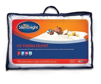 Silentnight Hi-Therm 10.5 Tog Duvet, Single