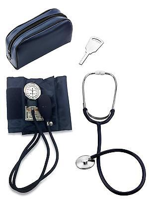 Primacare Classic Blood Pressure Kit with D-Ring Cuff Large Adult