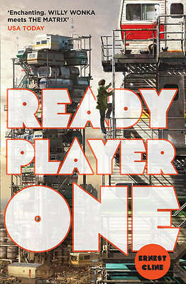 Ready Player One, Cline, Ernest, New Book