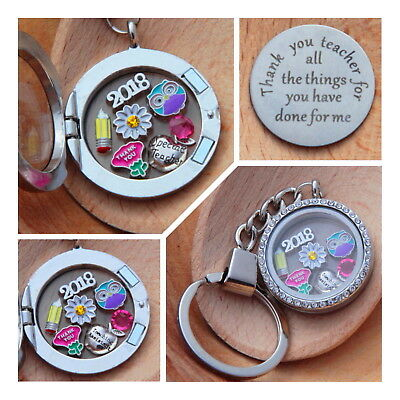 2019 Gift for Teacher Teaching assistant Nursery teacher- Thank you gift Keyring