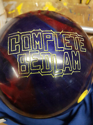 Bowlingball Columbia Complete Bedlam 14