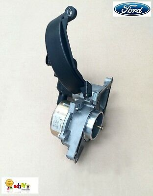 Genuine Ford Mondeo Mk3 Transit Mk6 2.0 Tdci Di Vacuum Pump & Thermostat Housing