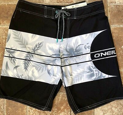 b031cb200b O'neill Pm Santa Cruz Panel Boardshort Swim Shorts Size W32