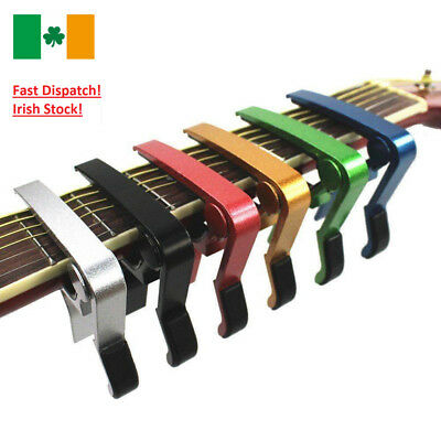 Guitar Capo Aluminium metal trigger for acoustic or electric guitar