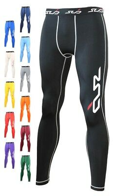 Sub Sports Dual Men's Compression Skin Baselayer Tights / Pants