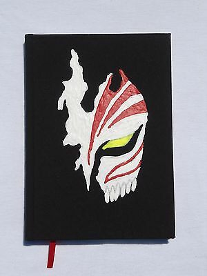 Bleach Ichigo Kurosaki Hollow Mask Notebook/ Journal