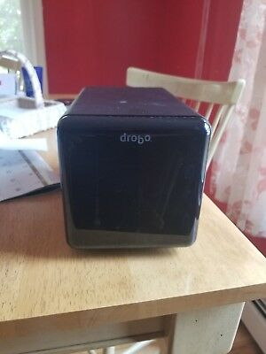 Drobo DRO4D-D 4-Bay USB 2.0 / FireWire 800 SATA Storage Array
