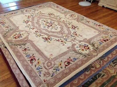 Rug Special Edition Savonnerie 8 X10 6