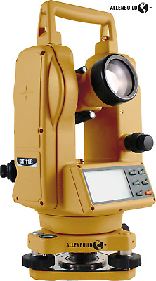 GT116  Electronic Digital Transit Theodolite Package For Survey, Contractors