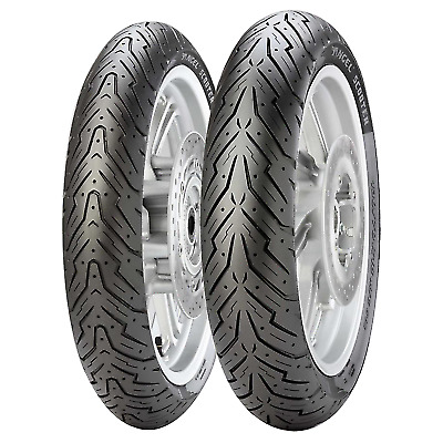 COPPIA GOMME SCOOTER 110/70/16 + 130/70/16 PIRELLI ANGEL SCOOTER, Honda SH 300