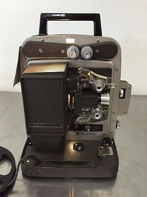 VINTAGE BELL & HOWELL MODEL 346A AUTOLOAD SUPER 8mm MOVIE PROJECTOR