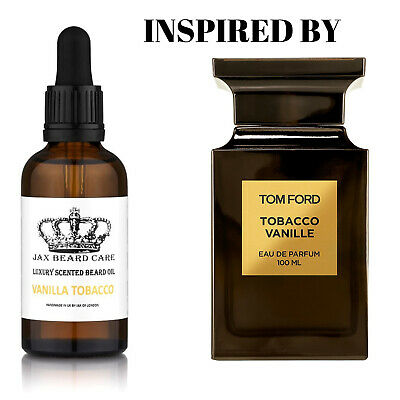 Tom Ford Scented Beard Oil & 13 Other Scents