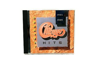 Greatest Hits 1982-1989 by Chicago (CD, 1989, Reprise)