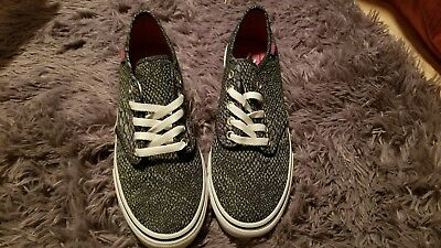 vans shoes size 9