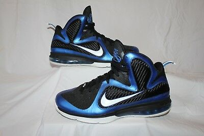 premium selection a011a a12b5 Nike Lebron 9 IV University of Kentucky size 12 air max zoom 2012 UK away  home