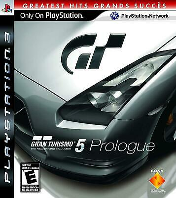 Gran Turismo 5: Prologue [PS3] New and Factory Sealed!!