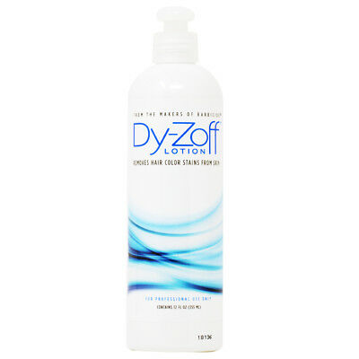 King Research Dy-Zoff Lotion 12oz w/Free Nail File