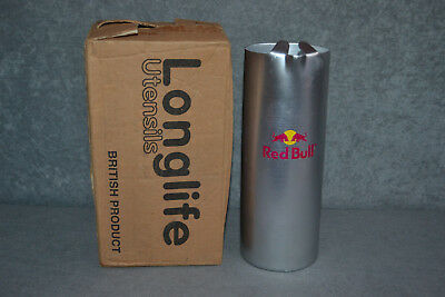 Brand New Red Bull Aluminium Pitcher Jug Very Rare By Longlife Collectable Item