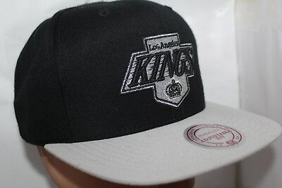 LOS ANGELES KINGS Mitchell   Ness NHL 2 Tone SnapBack 99cc12f5bec