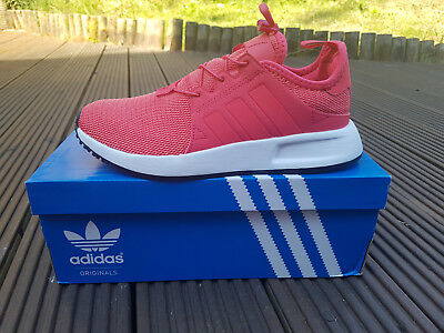 82519331c8cd91 Adidas Originals XPLR Girls Womens Trainers(Variable Sizes )Pink Brand New