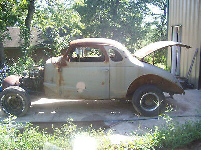 1937-38 CHEVY COUPE Project Car Rat Rod Hot Rod