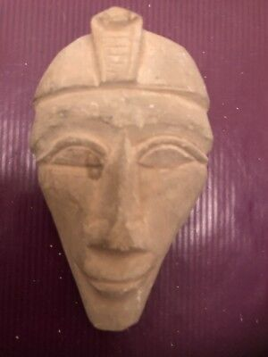 rare ancient egyptian akhenaten head  1336 BC or 1334 BC