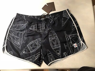 d5ae6e388a Authentic BNWT Louis Vuitton America's Cup Swimming Shorts Camouflage XXL
