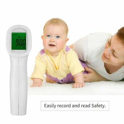 Handheld Digital Infrared Thermometer Non Contact Laser Temperature GunXC