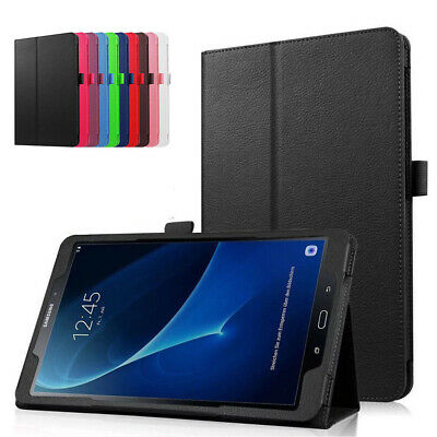 """For Samsung Galaxy Tab E 7.0"""" 9.6"""" T560 Tablet PU Leather Folio Stand Cover Case"""