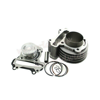 100cc Cylindres Big Bore Kits 50mm Pour 139QMB GY6 50cc 80cc Scooter Moped ATV